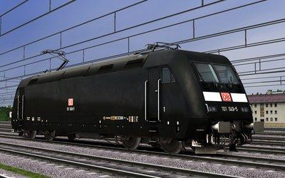 DE_DB_Class_101_Black_Kuju