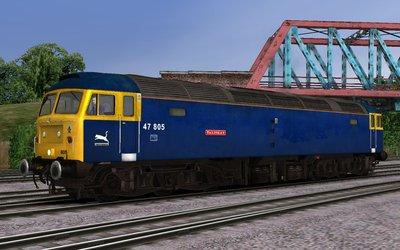 GB_Riviera_Class_47_47805_Talisman_DH