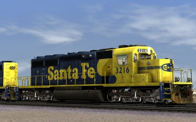 US_ATSF_SD40-2_Yellow_RSC