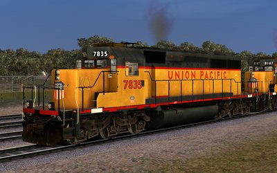 US_UP_SD40-2_Dark_Grey_Kuju