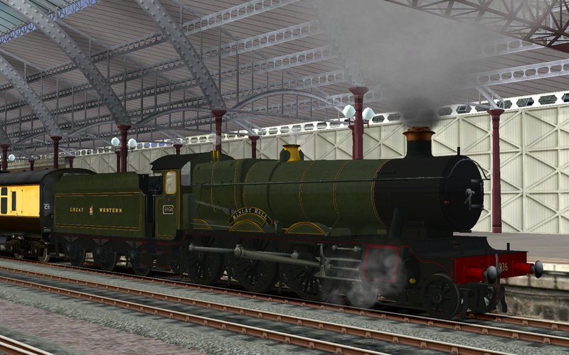 GB_GWR_Hall_4936_Kinlet_Hall_MI